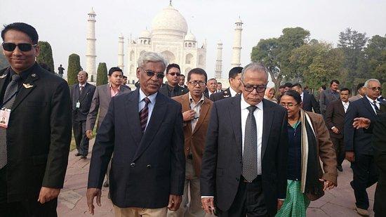Taj Beyond India