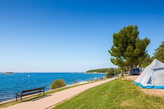 Strand kroatien fkk porec Istrien