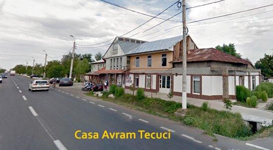 Casa Avram din Tecuci - facilități și activități de cazare, Salon de festivități, Sala de conferințe, Activitați de agrement.