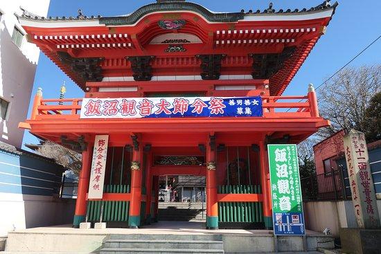 Enpukuji Temple: 仁王門です。見事な風格ですね・