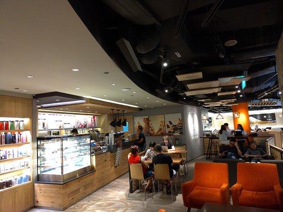The Coffee Bean Tea Leaf Singapore 176 Orchard Road The Centrepnt Central Area City Area Menu Prices Tripadvisor