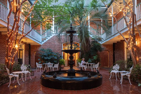 Hotel Provincial, Hotels in New Orleans