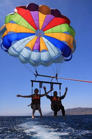 Red Sea Parasailing