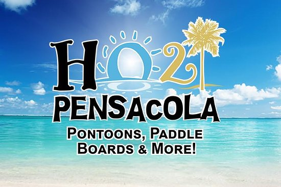 Ho2 Pensacola Pontoons, Paddle Boards & More!