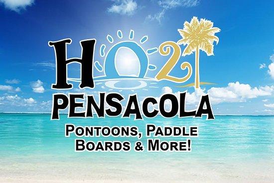 Ho2 Pensacola Pontoons, Paddle Boards & More!