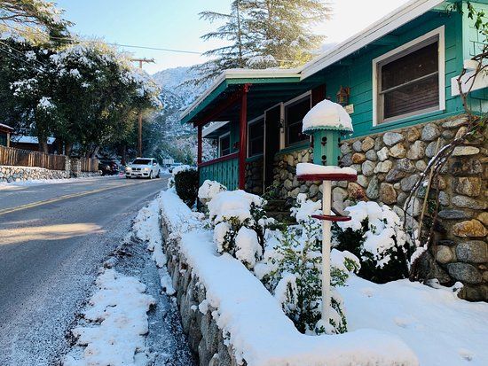 Mount Baldy, CA: Lovely Winter in month of February 2018