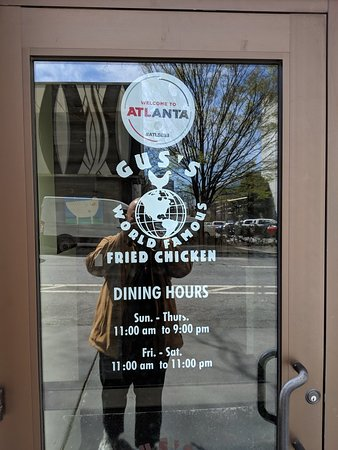 Hands down great fried chicken.