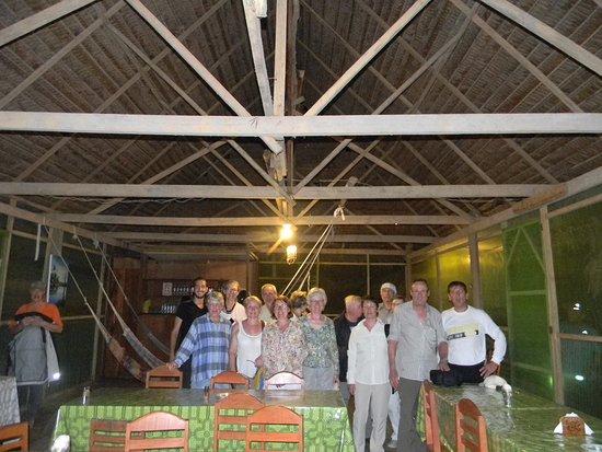 Jacamar Lodge Expedition: programa adulto mayor