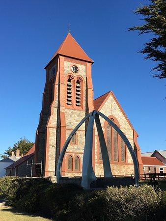 Church in Port Stanley