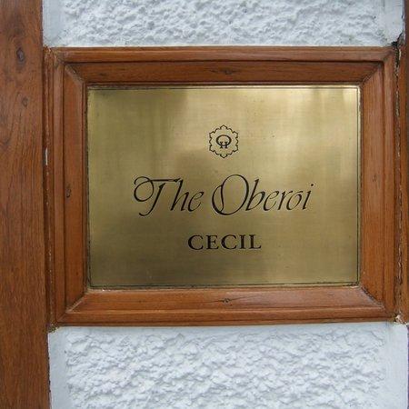 The Oberoi Cecil, Shimla Photo