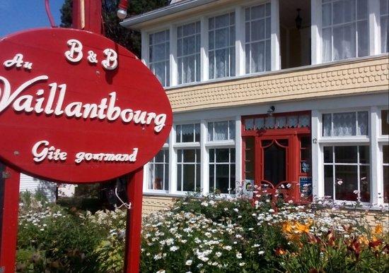 Au Vaillantbourg, Gîte gourmand-B&B