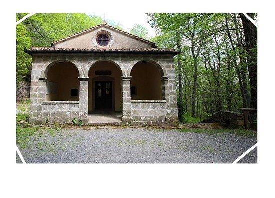 Abbadia San Salvatore, Itália: Chiesa di Santa Maria dell'Ermeta