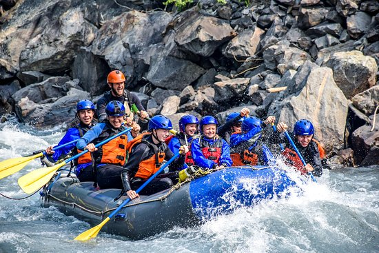 Wild Blue Yonder Rafting Adventures