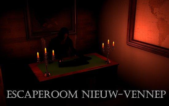 Escaperoom Nieuw-Vennep