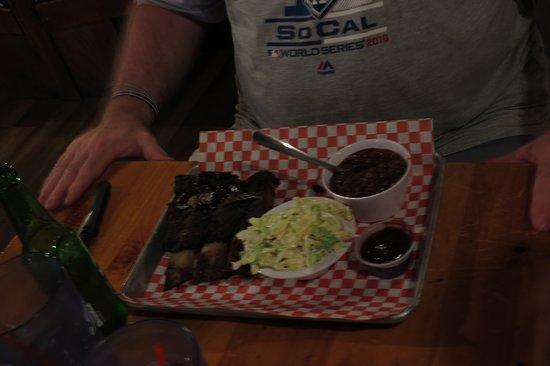 Black Canyon City, AZ: All you can eat beef ribs