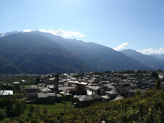 Ponte in Valtellina Photo