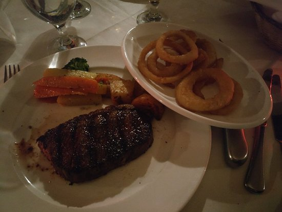 Blackhorn dining