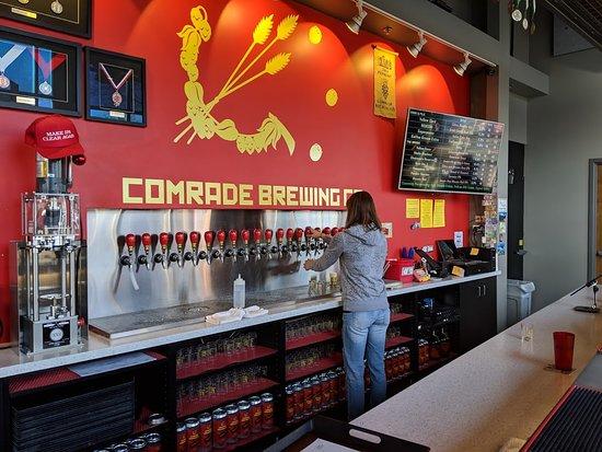 Comrade Brewing Company