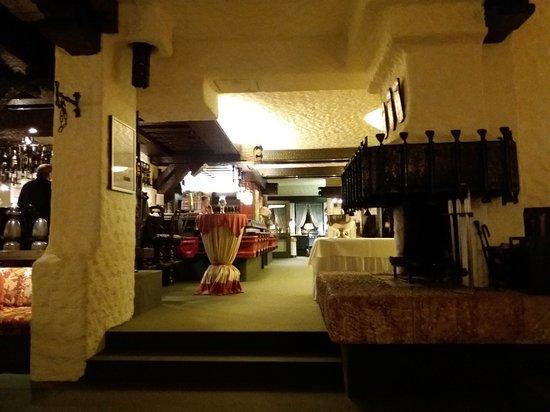 Hall d\'entrée et bar - Bild von Sackmann, Baiersbronn ...
