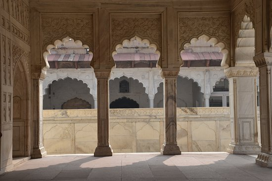 Agra Kalesi: The architecture never gets old