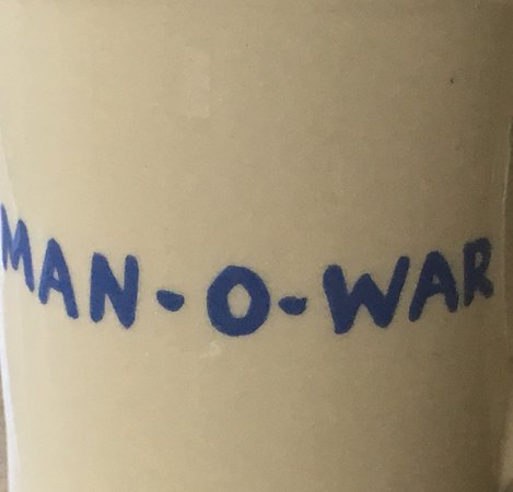 ‪‪Man-O-War Cay‬: Hand crafted Coffee Mug‬