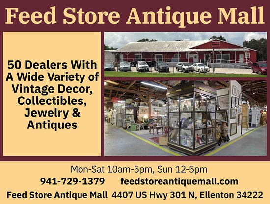 The Feed Store Antique Mall