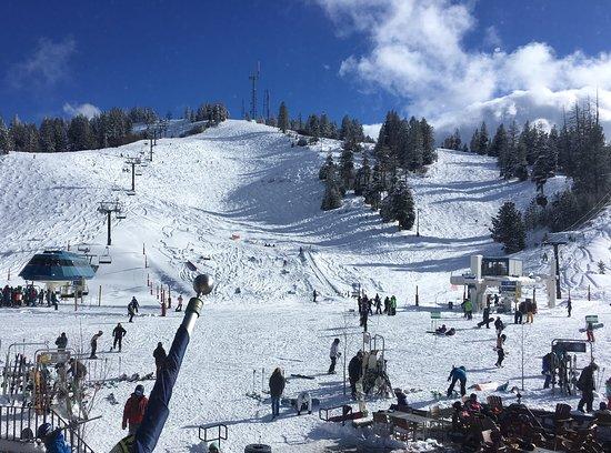 Bogus Basin Mountain Recreation Area