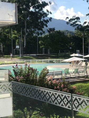 Tafi Viejo, อาร์เจนตินา: Pileta y zona exterior