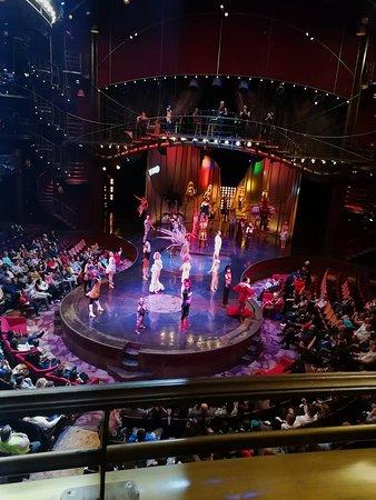 Zumanity - Photo de Zumanity - Cirque du Soleil, Las Vegas