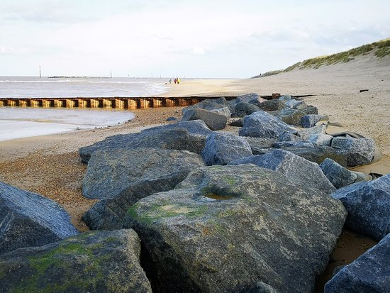 One if the hidden gems of the Norfolk coast