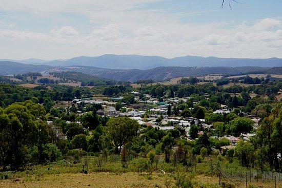Great Views over Batlow