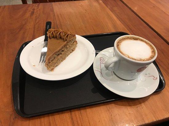 Viena Express: Torta de churros