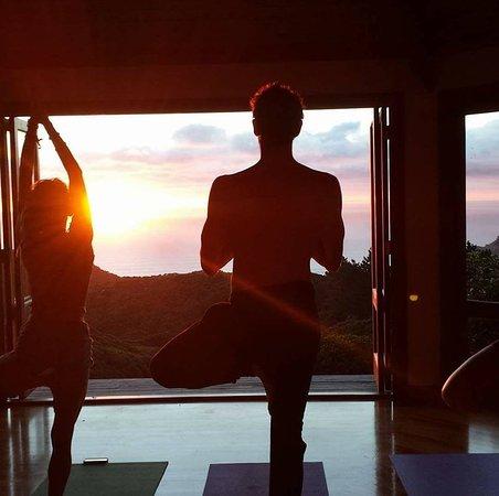 Karekare, New Zealand: Meditation Temple