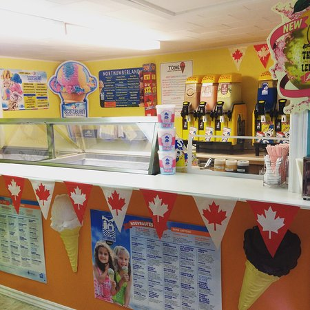 Crémerie T'Cone Ice Cream Shop