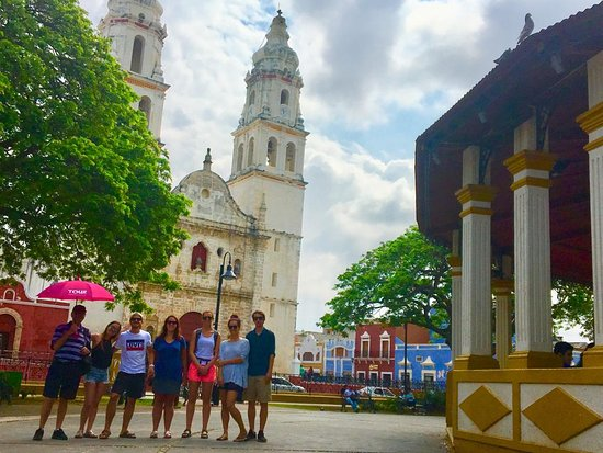Free Tour Campeche