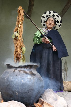 Belleza cultural de Saraguro: fotografía de Saraurku