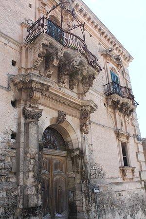 Palazzo Napolino Tommasi Rosso