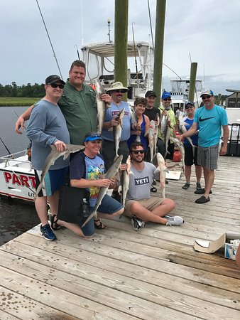 Party Time Fishing Charters