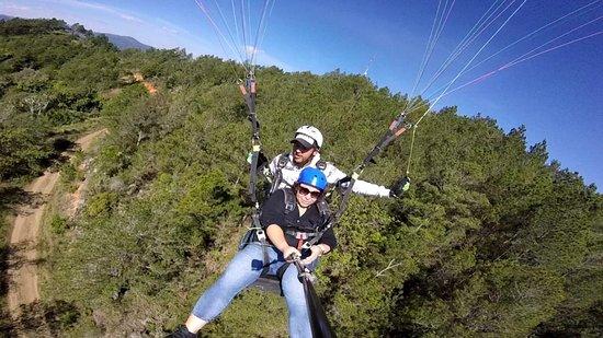 Flying Tony