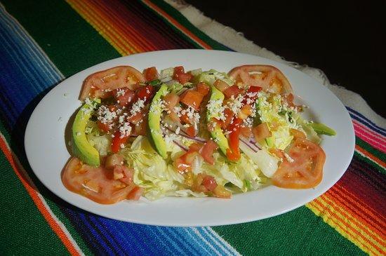 Frida's Mexican Restaurant : Ensalada Tehuana.