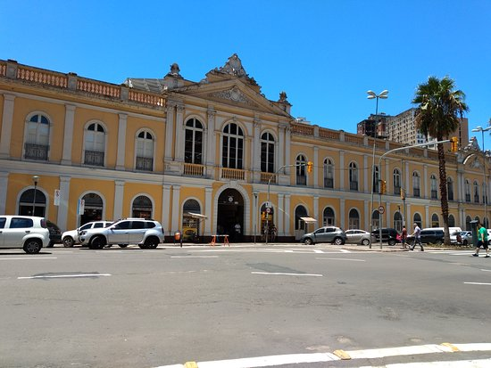 Mercado Publico Porto Alegre