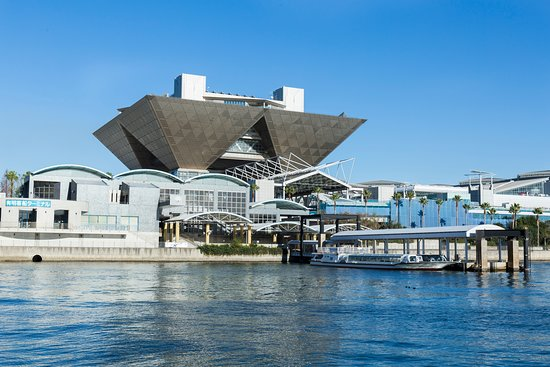 Ariake Tokyo Big Sight Pier
