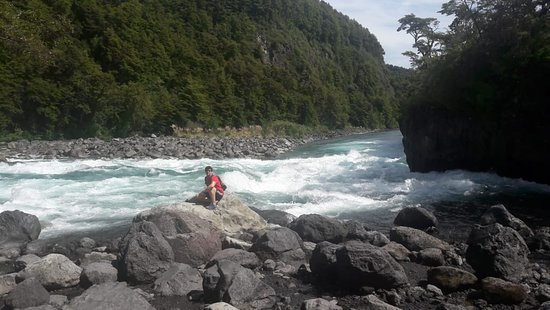 Puerto Varas, Chile: salto rapido