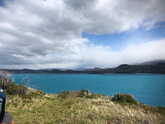 W-Trail: Lago de Platos