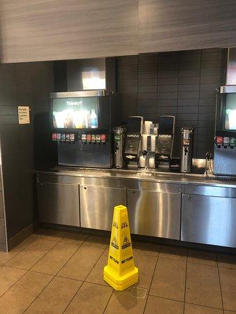 Luverne, AL: McDonald's