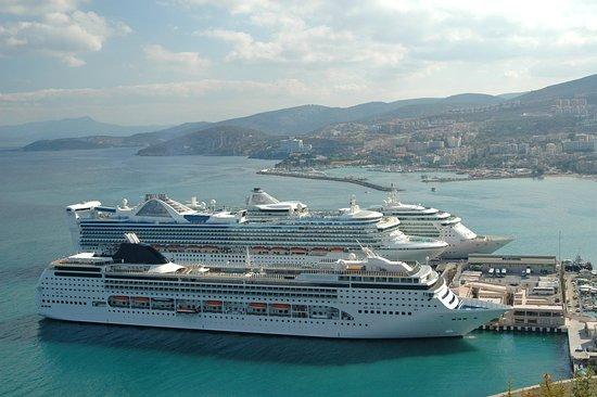 Kusadasi Cruise Taxi Service