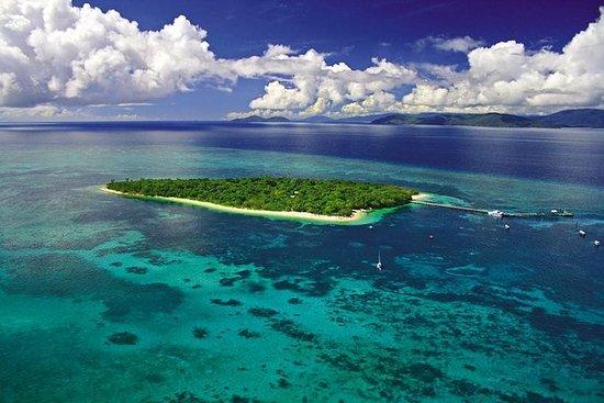 2日珊瑚礁和热带雨林套餐组合:绿岛游船和库兰达一日游