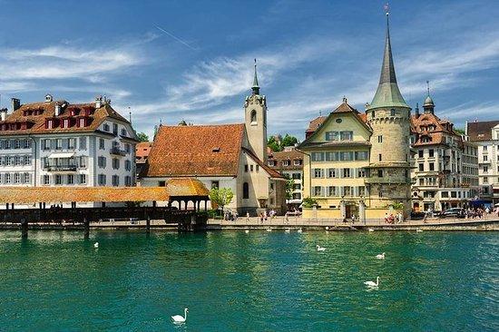 4-tägige Schweiz-Tour von Luzern nach...