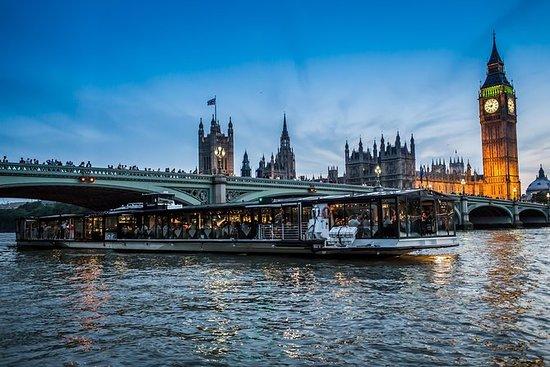 Londres - Dîner-croisière sur la...
