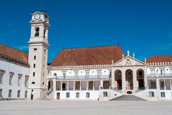 Viagem de um dia a Fátima e Coimbra...